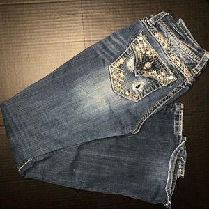 Women's MissMe Buckle Jeans